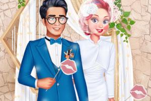 完美冬季婚礼