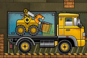装载卡车H5