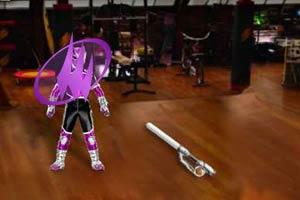 Power Ranger Defense Academy