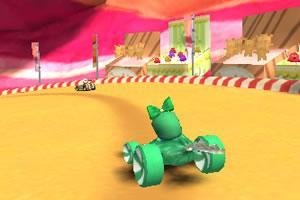 Detona Ralph – Destructor candy Kart