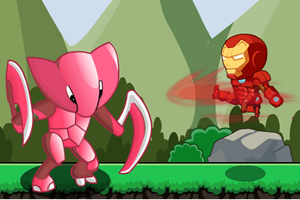 Iron Man 2 Iron Attack invincible version