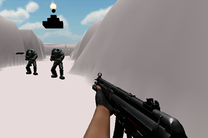 Snow terrorism Shooting