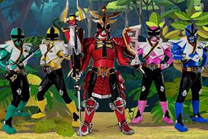 Power Rangers Rescue 2